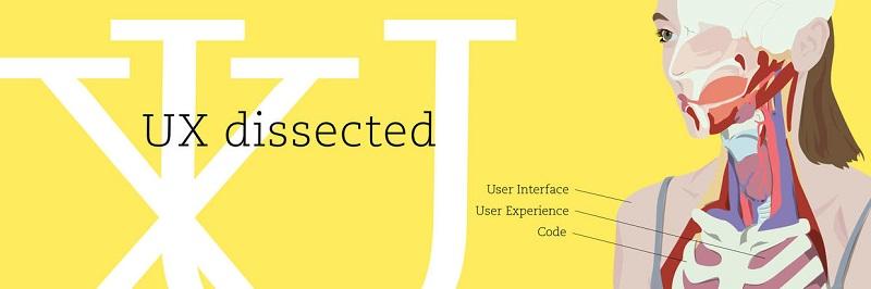 超简单!10 张图秒懂UI和UX到底有何不同?