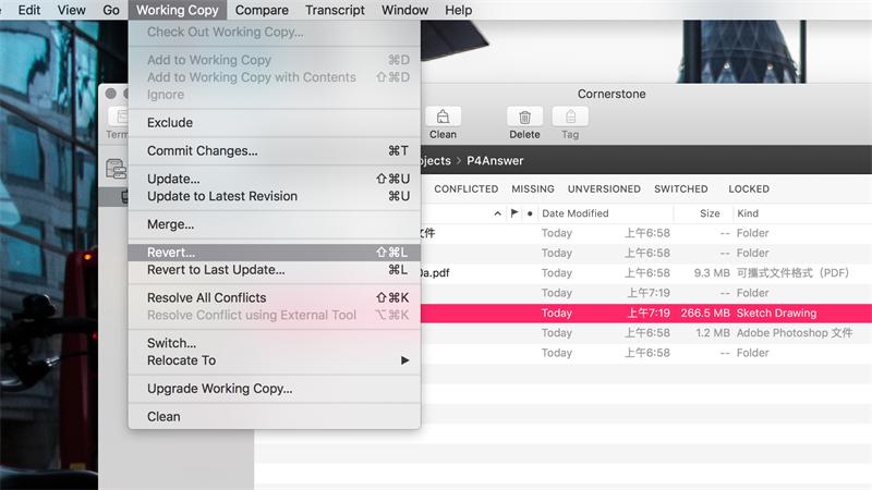 学会用SVN做版本管理,帮设计师随时改回第一稿(附教程)