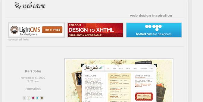 这100个网站和博客,值得每个网页设计师收藏(上)