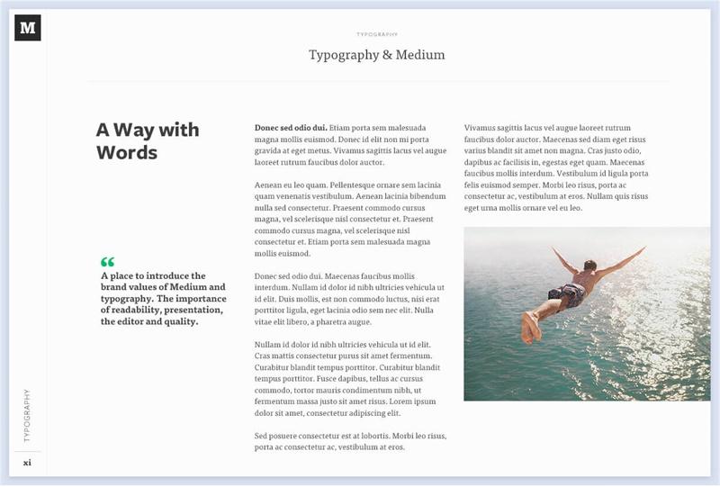 超赞!六个方法教你设计出实用美观的风格指南