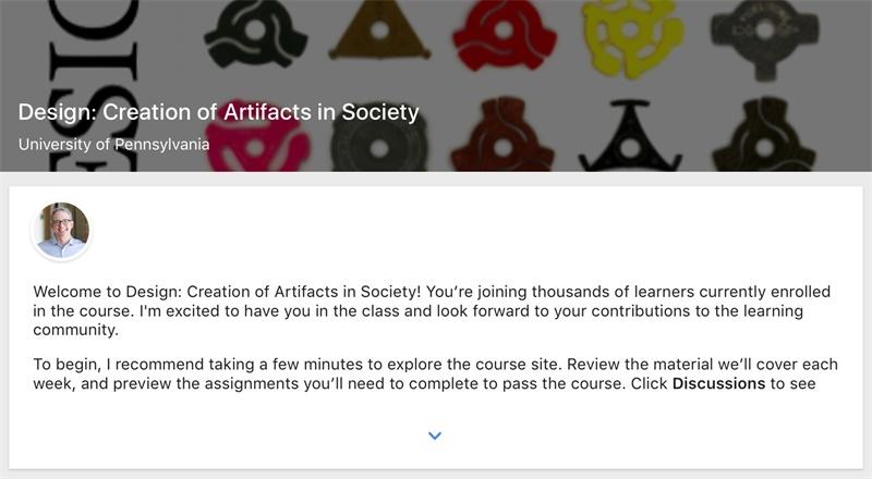 酷站丨Coursera上有哪些顶尖大学的产品/设计课?(免费哟)