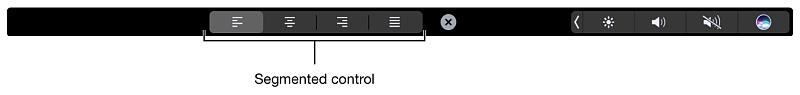 规范丨苹果Touch Bar 官方人机交互指南(附设计模板)
