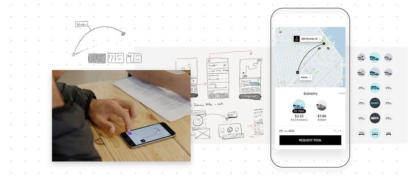 UI丨全新Uber APP改版背后的设计思考总结