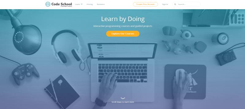 免费学编程!10个全球顶尖的编程在线自学网站