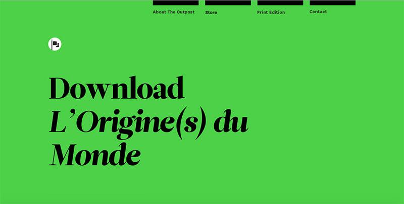实例教学!如何将极简风格的原则运用到网站设计中?