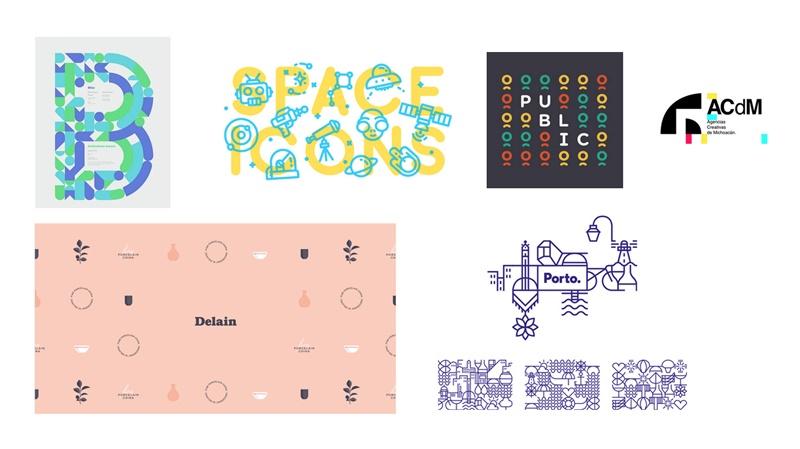 没灵感?这里是最全的12个LOGO设计风格总结!