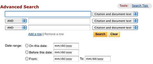 设计一个完美的搜索框,你需要注意这9个要素