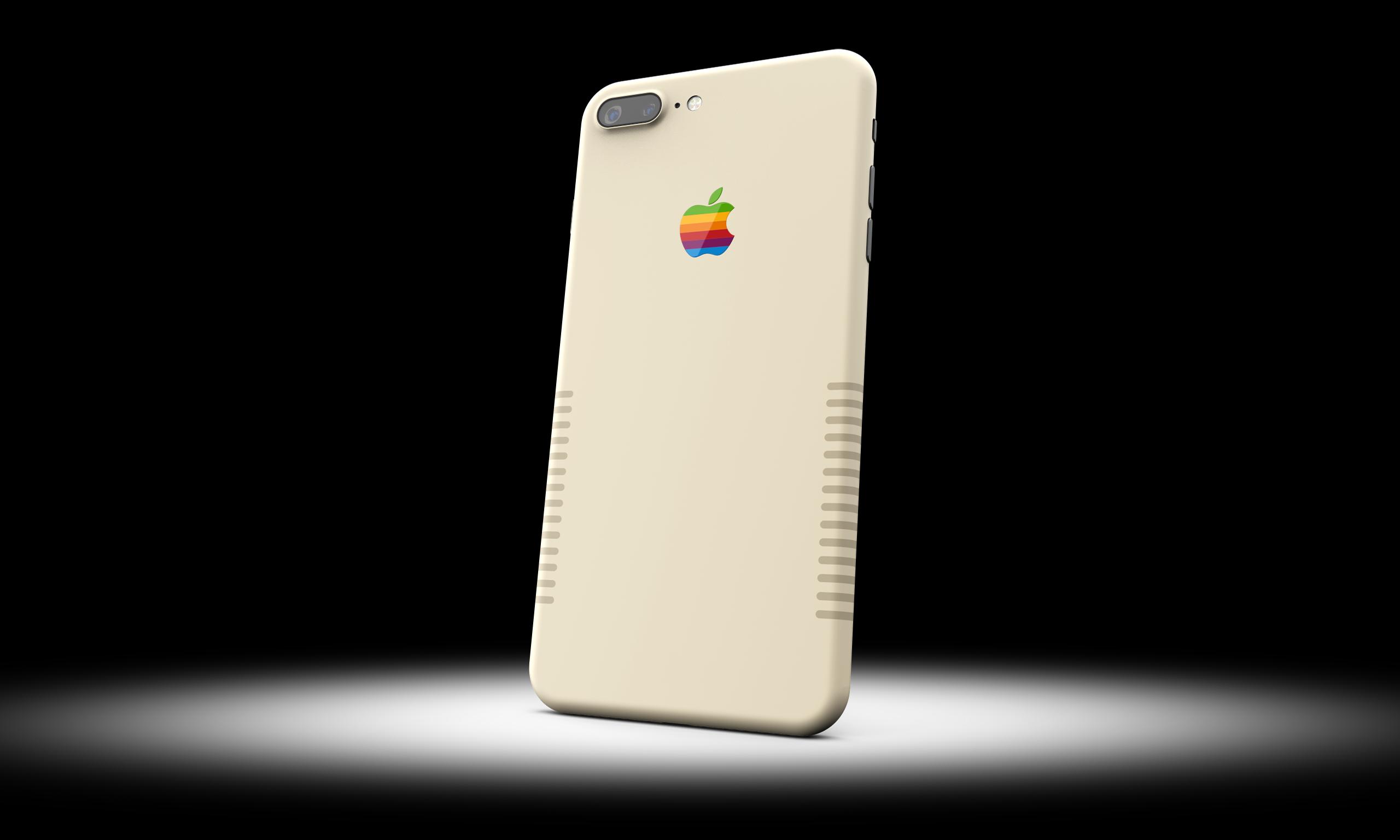 优设周报 | Android O 的自适应图标和天价复古 iPhone 7