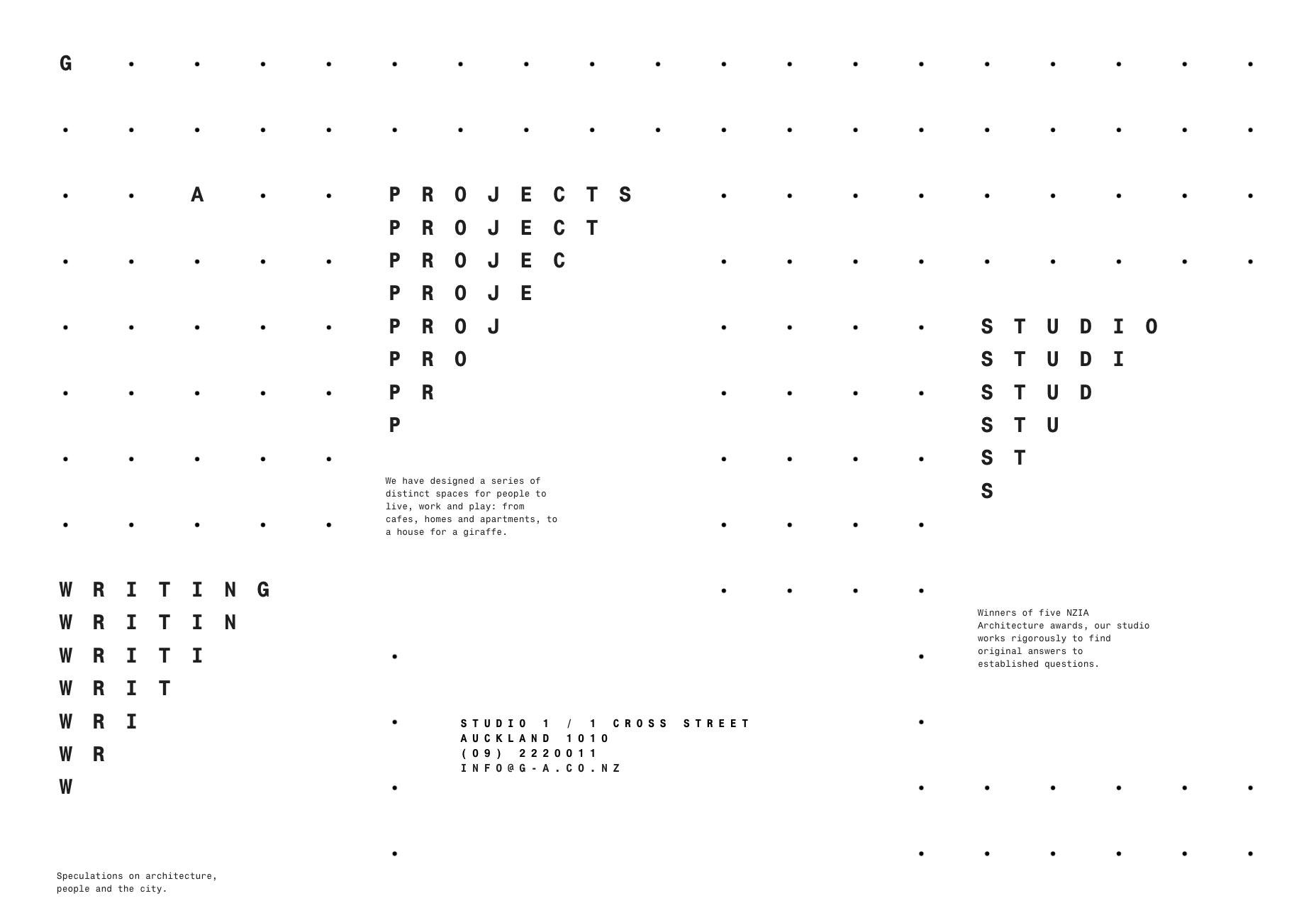 这些独树一帜的作品展示页,能帮你脑洞大开!