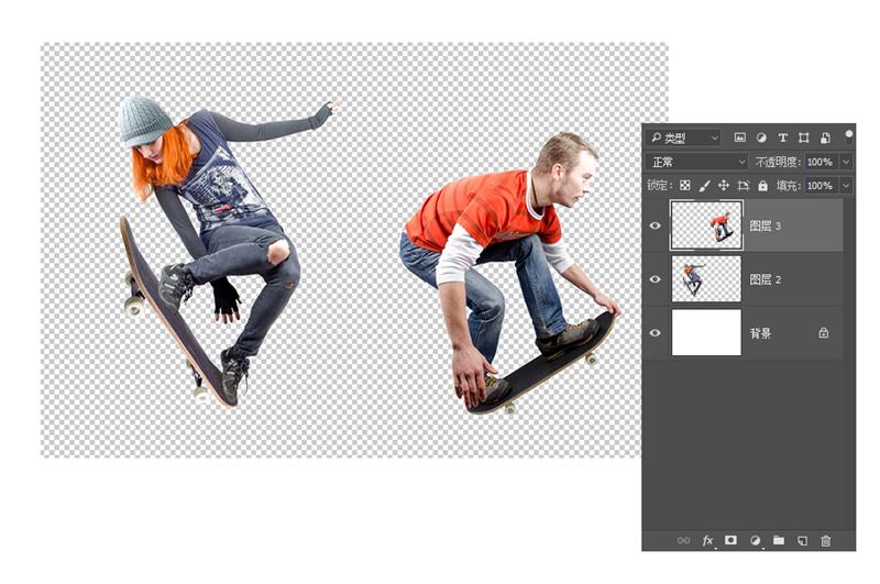 学会双重影像这3个玩法,让你的设计更有冲击力!