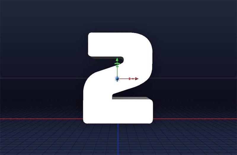 PS教程!手把手教你制作大气的3D荧光灯字体