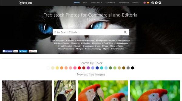 给你 60 家免费版权图片网站,以后别再跟我说找不到图了!