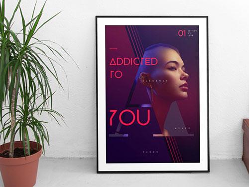 超多版式运用手法!128张让你灵感爆发的海报设计