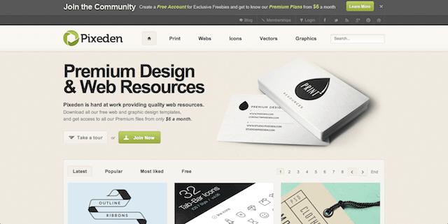 超实用!7个私藏的高品质免费设计素材站