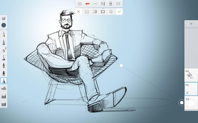 新人扫盲手册!6款主流的位图手绘软件推荐