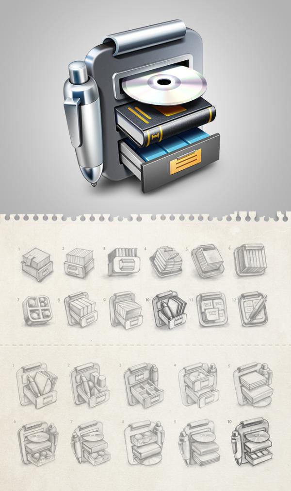 有理有据!为什么我极力推荐UI 设计师学习手绘?