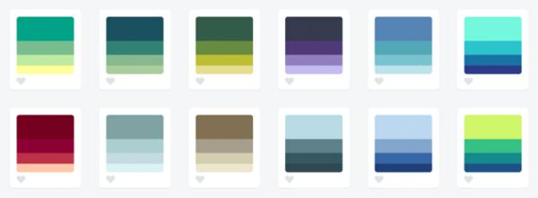 这个教程看完就会!如何为一个图表设计色彩?
