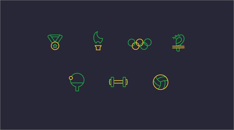 用品牌基因法做图标设计,高级UI设计师才会的手法!(升级篇)