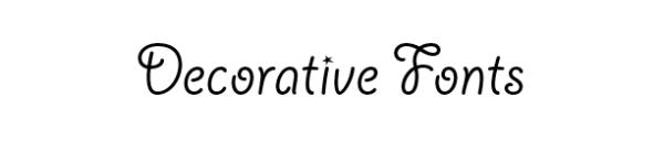 超实用!西文字体及排版的运用方法(附字体搭配建议)