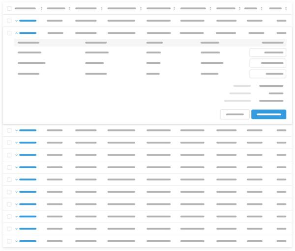 超全面!13种表单样式的设计方式都在这了