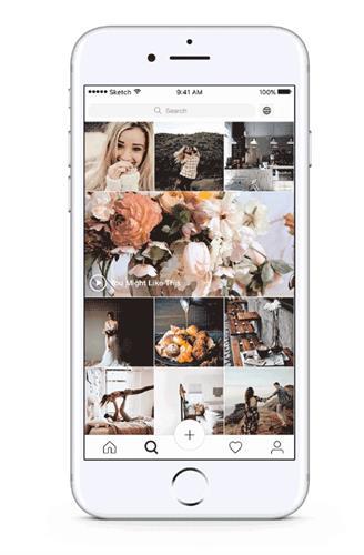 用Instagram 的案例,帮你学会专业科学的重设计过程