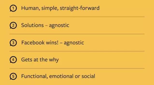 顶尖高手的经验!Facebook的产品设计师是如何思考的?