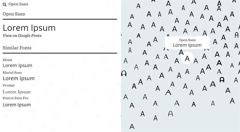 神器两连发!无脑建站神器+快速选字体的IDEO地图