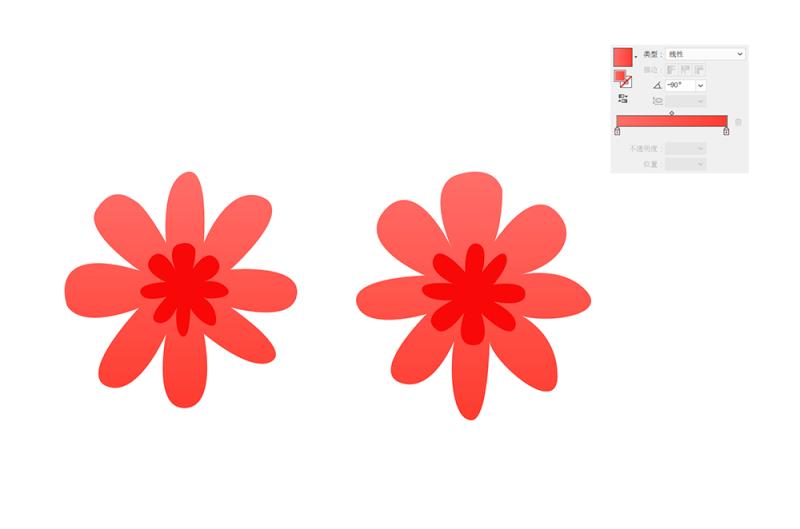 AI教程!手把手教你绘制矢量花丛文字效果