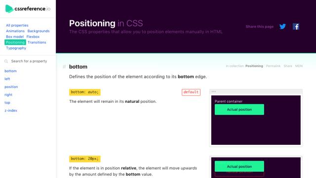 酷站两连发!免费可商用图库+CSS前端设计师必备手册