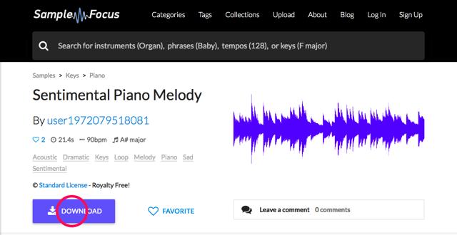 酷站两连发!免费音效素材站+扁平化UI设计配色站