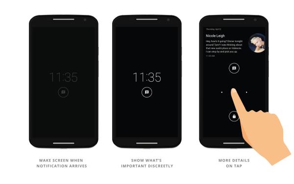 从Moto X到Pixel手机,专访谷歌安卓团队设计师李昀临