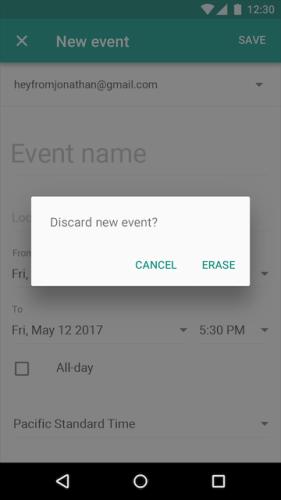 高手帮你学规范!iOS和Android规范解析之简易菜单+弹框