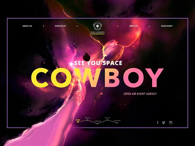 那些让人一见钟情的网页首屏,遵循着怎样的设计模式?