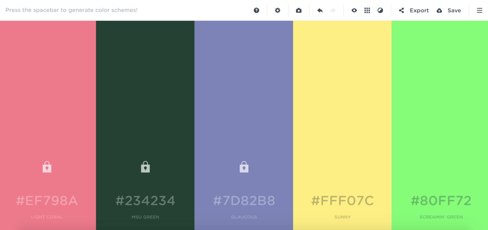 从这些工具开始,在设计时更科学地搞定配色