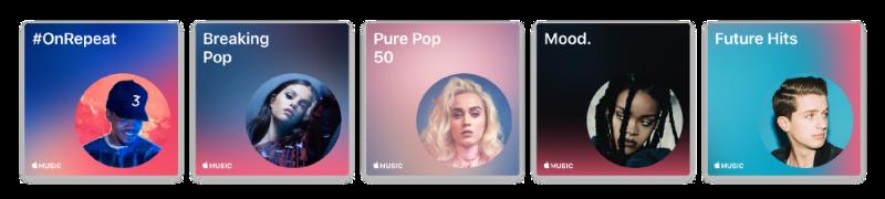 面试苹果被拒绝后,我重新设计了Apple Music,收获5K赞!