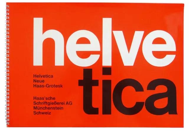Helvetica 字体60岁了,它是如何变成了人们生活中的日常?