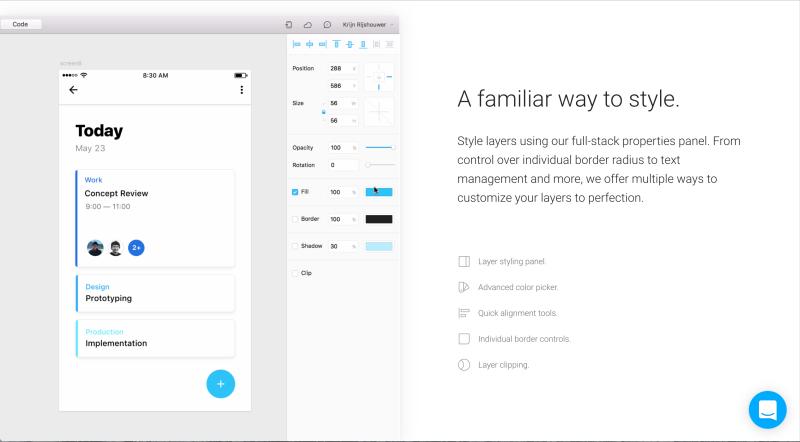 Framer 大更新!可能是目前最适合设计师学习代码的一款原型工具