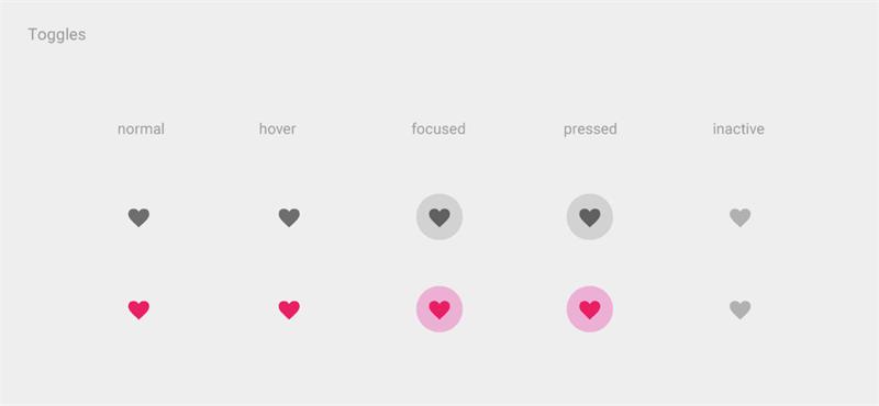 高手帮你学规范!iOS和Android规范解析之按钮