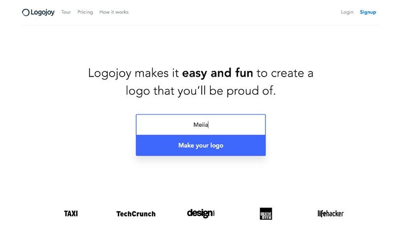 真·人工智能LOGO设计,这次设计师危险了…