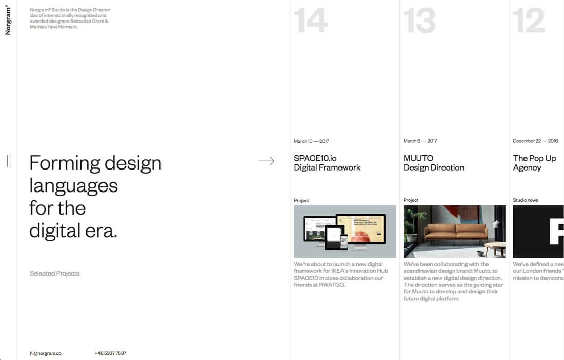 2017年过半,设计师们都跟着这些趋势做设计