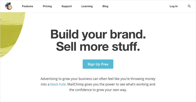 用腾讯这个套路,帮你设计好看又好卖的企业产品官网