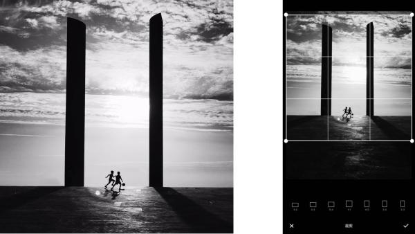 构图不完美?iPhone 摄影人物类冠军教你用正确的姿势裁图!