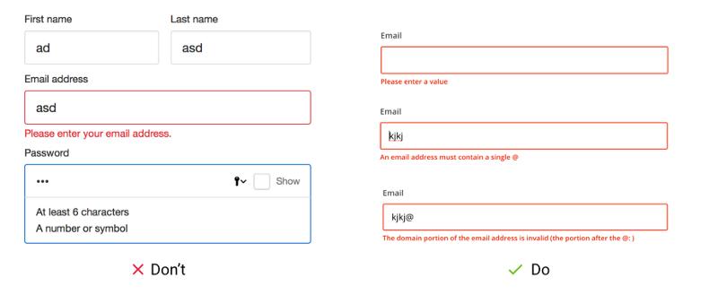 想提示用户有错误?不会这五个设计方法怎么行