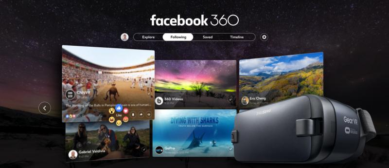 高手经验!Facebook的360全景VR应用设计总结