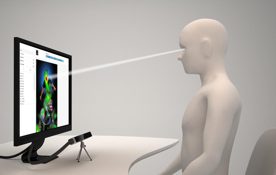 帮你搞清楚用户在瞅啥的眼动追踪是怎么回事?