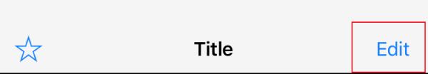 图层英文怎么写?来看看Apple官方写法(Bars篇)