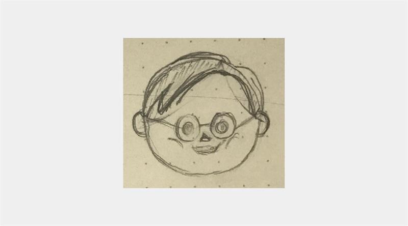 没有美术基础怎么画卡通肖像?来看这个方法!