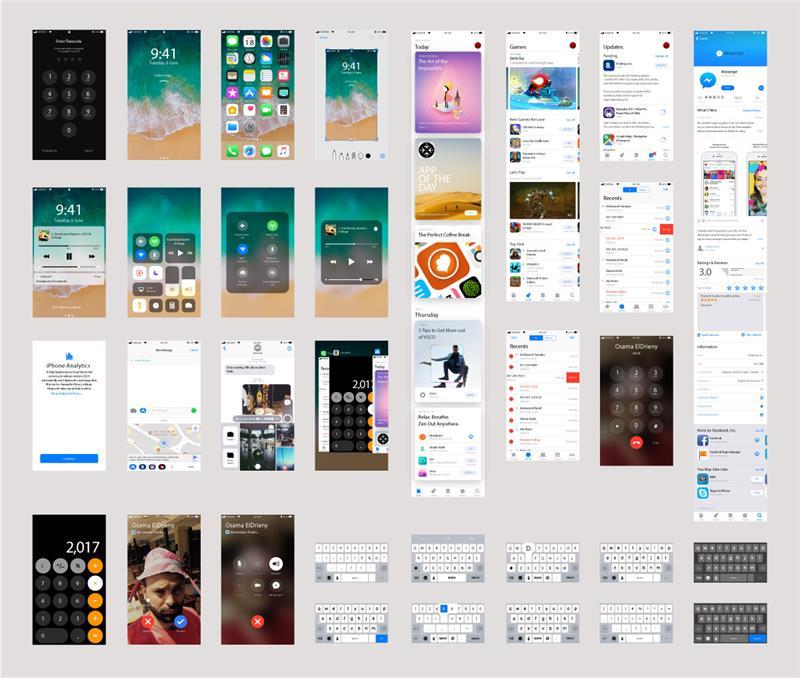 优设独家!可能是最全面的 iOS 11 学习指南