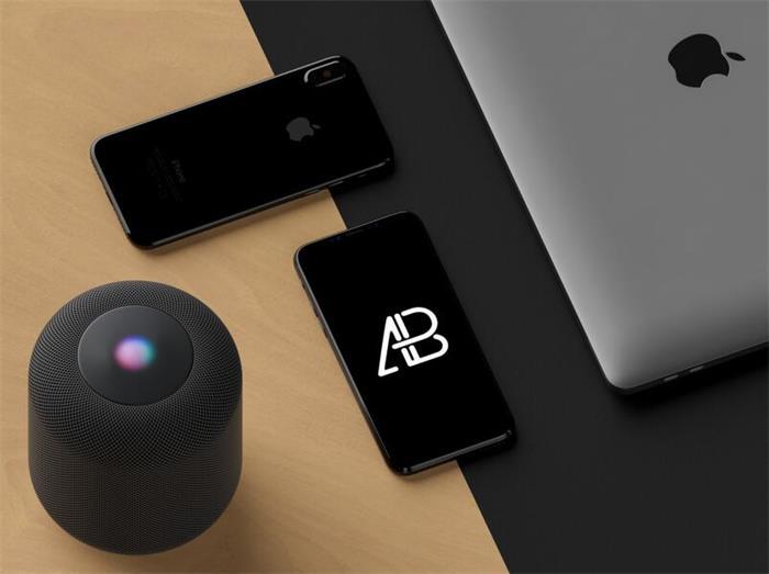 优设首发!800M高质量的iPhone X+8展示模板免费打包下载