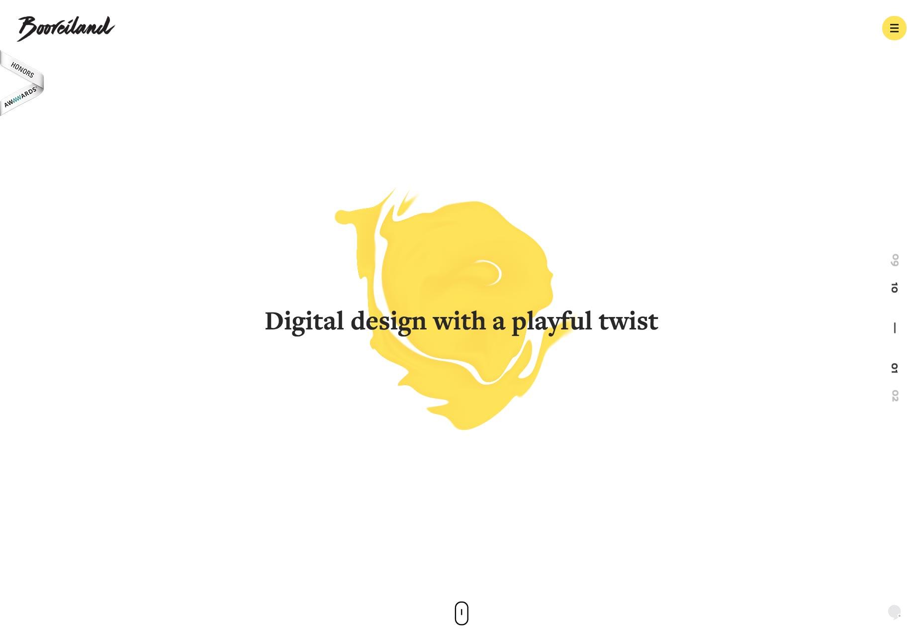 10月最佳!感觉是时候投喂一波设计师作品集网站了